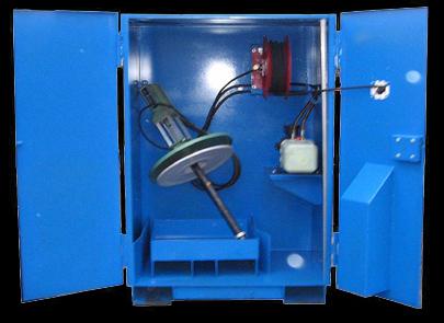 Underground Fuel Systems Thiessen Team